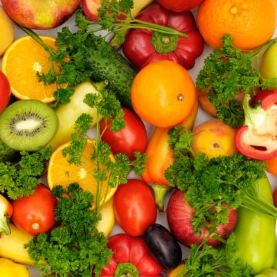 fruits and vegetables may prevent diabetes and alzheimer's disease