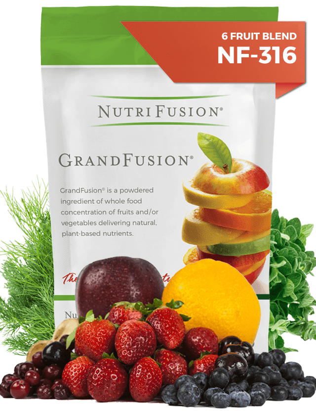 grandfusion fruit blend powdered fruits vitamins